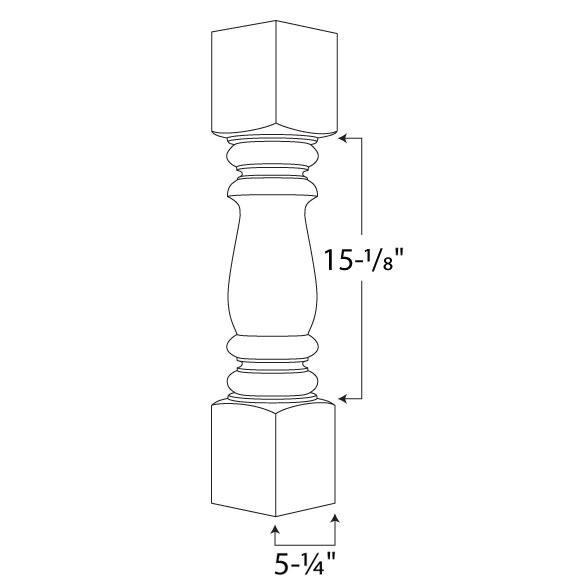 Designer Spindle — 6x6