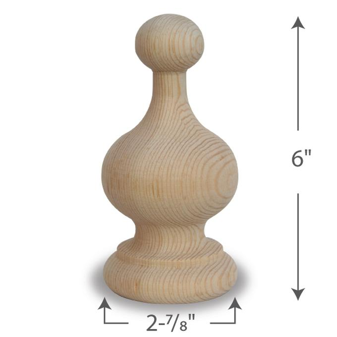 Crown Finial — 4