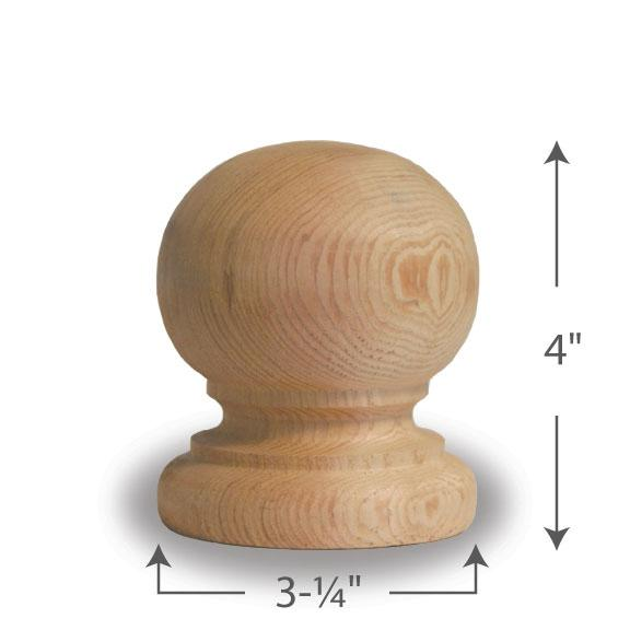 Traditional Finial — 4