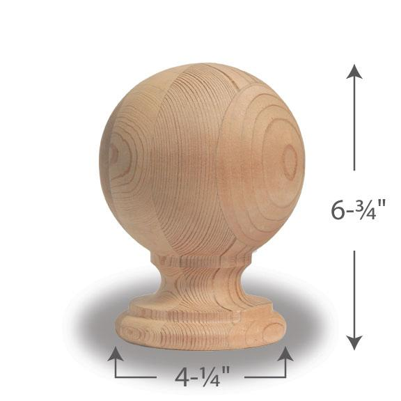 Traditional Finial – 6