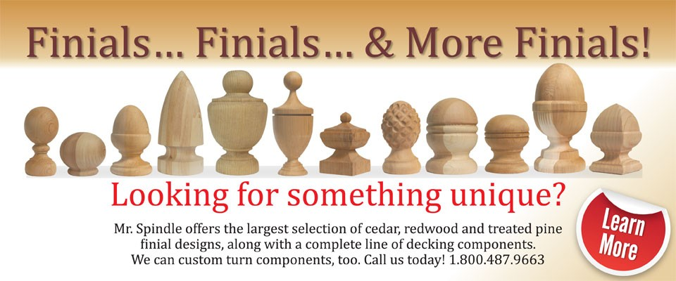 Wooden Finials For Staircases Uk Designs